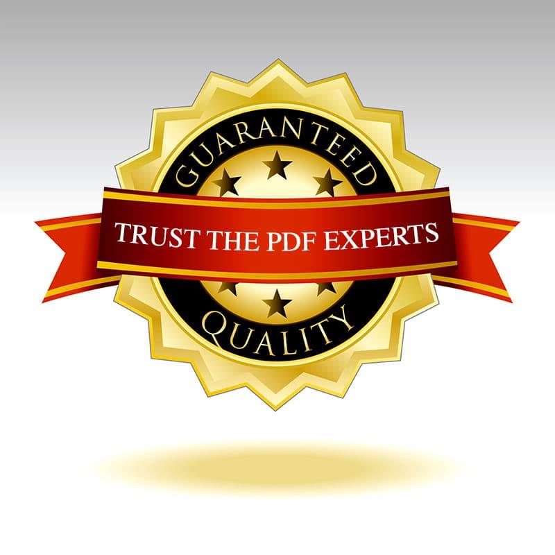 Trust The PDF Expert